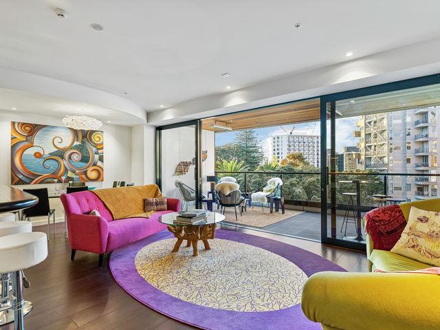 202/26 Poynton Terrace (Oasis) Auckland Central