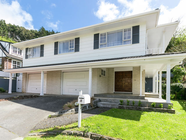 14 Fyvie Avenue Tawa