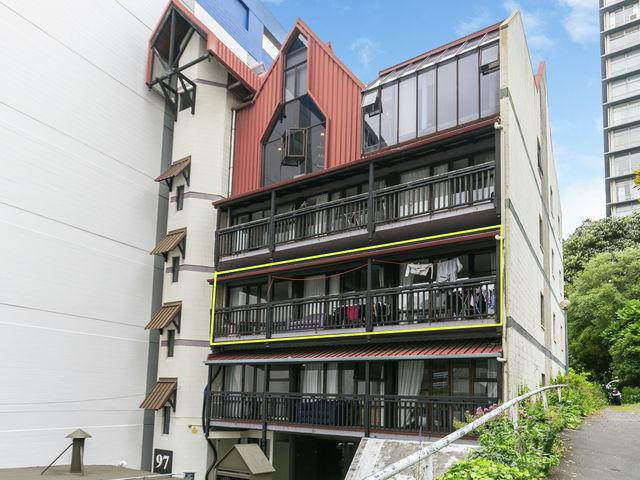3/97 Boulcott Street Wellington Central